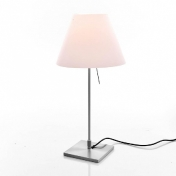 LucePlan: Brands - LucePlan - Costanzina Table Lamp with base