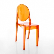 Kartell: Design Special - Made in Italy - Victoria Ghost Stuhl