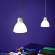 Rotaliana: Brands - Rotaliana - Luxy H5 Suspension Lamp