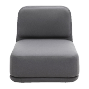 Softline: Designers - Javier Moreno Studio - Standby Lounge Chair medium