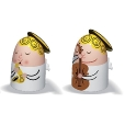 Alessi: Kategorien - Accessoires - Angels Band Figuren, Set 1