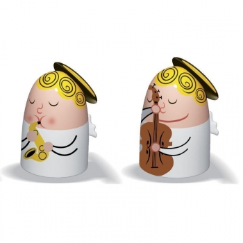 Angels Band Figurine, Set 1