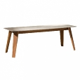 Gervasoni: Categories - Furniture - Sweet 33 Dinner Table