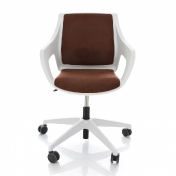 Interstuhl: Categories - Furniture - Sputnik Swivel Armchair on Wheels