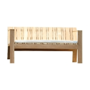 Jan Kurtz: Design special - Teak garden furniture - Solit Garden Bench