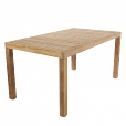 Jan Kurtz: Design special - Teak garden furniture - Timber Outdoor Table
