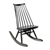 Artek: Categories - Furniture - Mademoiselle Rocking Chair
