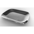 Alessi: Categories - Accessories - Dressed Tray rectangular