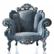 Magis: Brands - Magis - Proust Outdoor Armchair