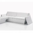 Vondom: Brands - Vondom - Rest Sofa Two Seater