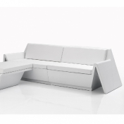 Vondom: Categories - Furniture - Rest Sofa Two Seater