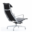 Vitra: Categories - Furniture - EA 124 Aluminium Office Swivel Chair