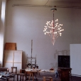 Ingo Maurer: Categories - Lighting - Birds Birds Birds Chandelier