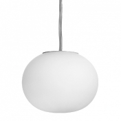 Flos: Collections - Glo Ball - Mini Glo Ball S Suspension Lamp