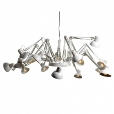 Moooi: Categories - Lighting - Dear Ingo Suspension Lamp