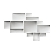 Kristalia: Categories - Furniture - SheLLf Wall Shelf