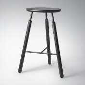 AndTradition: Categories - Furniture - Raft Barstool NA4 Barstool