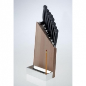 Alessi: Categories - Accessories - Orione Knife Block