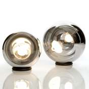 Tom Dixon: Marcas - Tom Dixon - Mirror Ball Floor - Lámpara de Terra