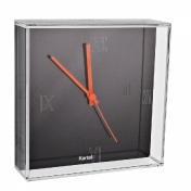 Kartell: Categories - Accessories - Tic & Tac Wall Clock
