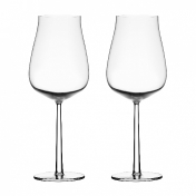 iittala: Categories - Accessories - Essence Plus Red Wine Glass Set