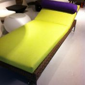 B&B Italia: Brands - B&B Italia - Charles Outdoor Chaise Longe | Display Item