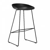HAY: Categories - Furniture - About a Stool AAS38 Bar Stool