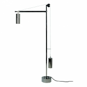 Tecnolumen: Categories - Lighting - EB 27 Bauhaus Floor Lamp with counterbalance