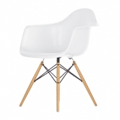 Vitra: Categories - Furniture - Eames Plastic Armchair DAW