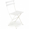 Fermob: Categories - Furniture - Bistro Duraflon Folding Chair