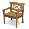 Skagerak: Designers - Bernt Santesson - Drachmann - Chaise de Jardin avec accoudoirs
