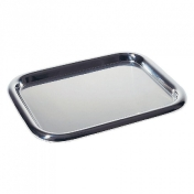 Alessi: Categories - Accessories - Dinner Tray rectangular 5006/45
