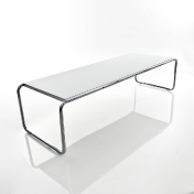 Knoll International: Rubriques - Mobilier - Laccio - Table de Salon Rectangulaire