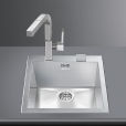 Smeg: Categories - High-Tech - VQ40RS-2 Inset Sink