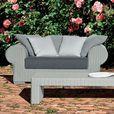 Gervasoni: Brands - Gervasoni - InOut 601 Poly Rattan Outdoor Sofa