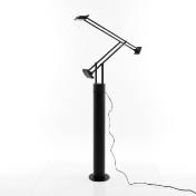 Artemide: Collections - Tizio - Tizio Terra 35 Floor Lamp