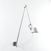 Artemide: Categories - Lighting - Tolomeo LED Braccio Parete