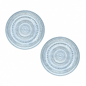 iittala: Categories - Accessories - Kastehelmi Dessert Plate set