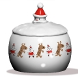Alessi: Brands - Alessi - Let it Snow Biscuit Box