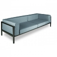 Kettal: Categories - Furniture - Landscape Sofa / Garden Sofa 2-seater XL