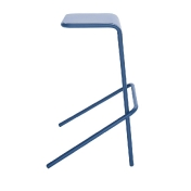 Cappellini: Categories - Furniture - Alodia 80 Barstool