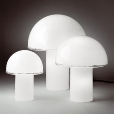 Artemide: Brands - Artemide - Onfale Tavolo Piccolo Table Lamp