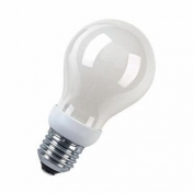 QualityLight: Categories - Illuminants - FLUO E27 bulb 5W