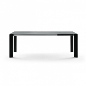 Weishäupl: Categories - Furniture - Grande Arche Extendable Garden Table