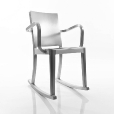 EMECO: Categories - Furniture - Hudson Rocking Armchair