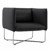 Softline: Categories - Furniture - Groove Armchair