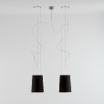 Prandina: Categories - Lighting - Sera Small S11 Suspension Lamp