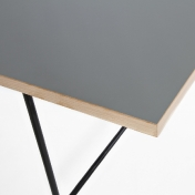 Richard Lampert: Categories - Furniture - Eiermann 1 Table Top