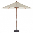 Skagerak: Categories - Furniture - Catania Parasol &Oslash;270 cm