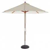 Skagerak: Categories - Furniture - Catania Parasol Ø270 cm